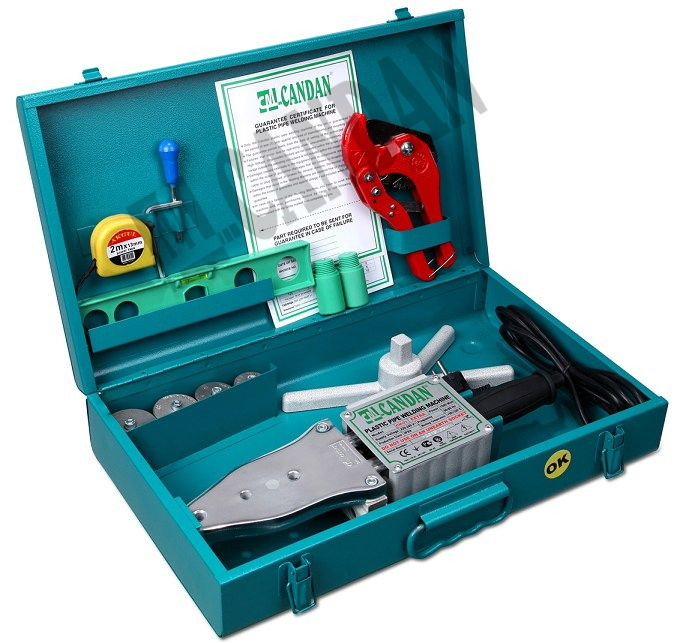 CM-01 PPR Welding Set 20-25-32-40mm